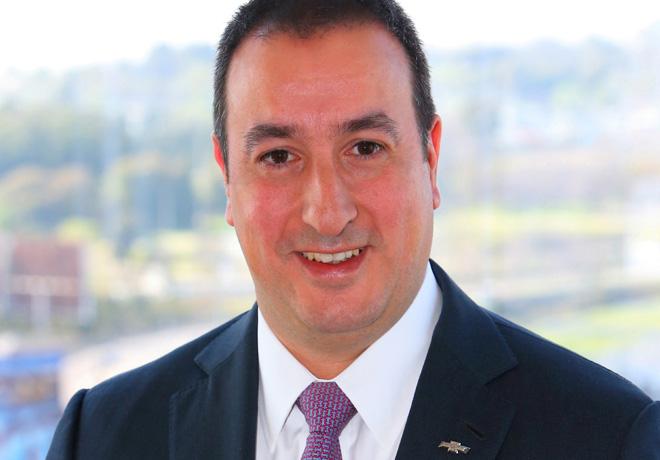 Paris Pavlou - Presidente y Director Ejecutivo de GM Argentina Uruguay y Paraguay