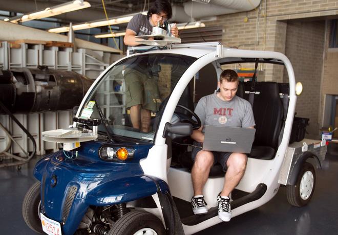 Proyecto de Ford y el MIT para medir el trafico peatonal y anticipar la demanda de servicios públicos de transporte 1