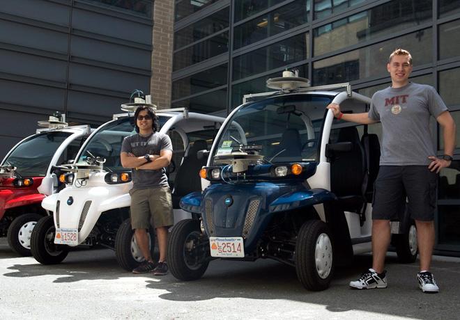 Proyecto de Ford y el MIT para medir el trafico peatonal y anticipar la demanda de servicios públicos de transporte 2