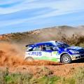 Rally Argentino - Rio Negro 2016 - Etapa 1 - Marcos Ligato - Chevrolet Agile MR