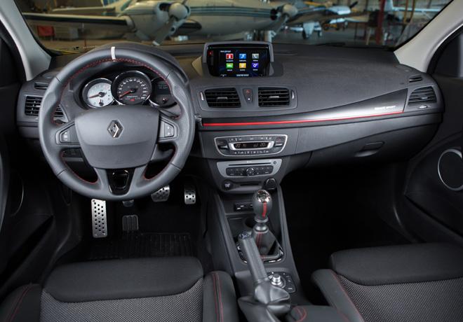Renault Megane III RS 3