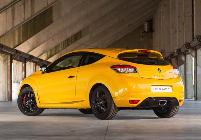 Renault Megane III RS 4