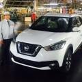 Se inicia la producción del Nissan Kicks en Mexico