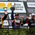 TC2000 - Buenos Aires II 2016 - Carrera Final - Mariano Pernia - Emmanuel Caceres - Alessandro Salerno en el Podio