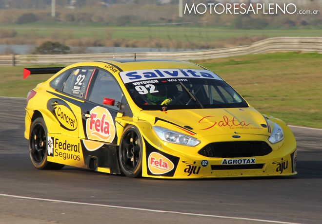 TC2000 - Buenos Aires II 2016 - Carrera Sprint - Pablo Vuyovich - Ford Focus