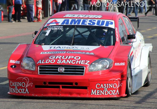 TC2000 - Buenos Aires II 2016 - Clasificacion - Emmanuel Caceres - Fiat Linea