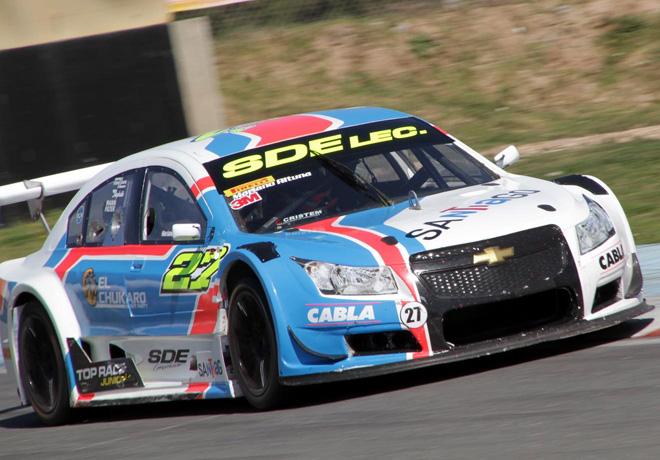 Top Race - Rosario 2016 - Carrera 2 - Mariano Altuna - Chevrolet Cruze