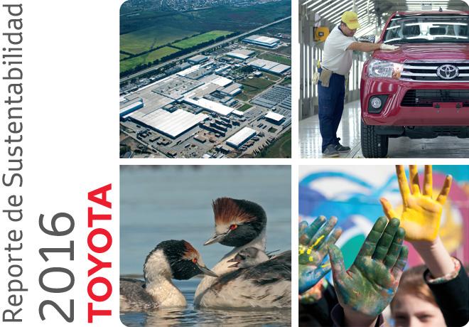 Toyota - Reporte de Sustentabilidad 2016