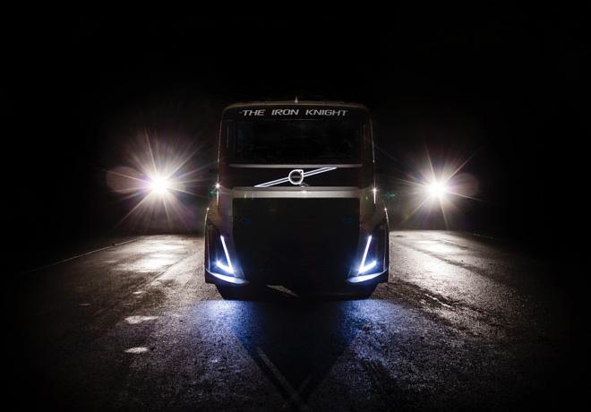 Volvo Trucks - The Iron Knight 1