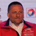 Yves Matton - Director de Citroen Racing