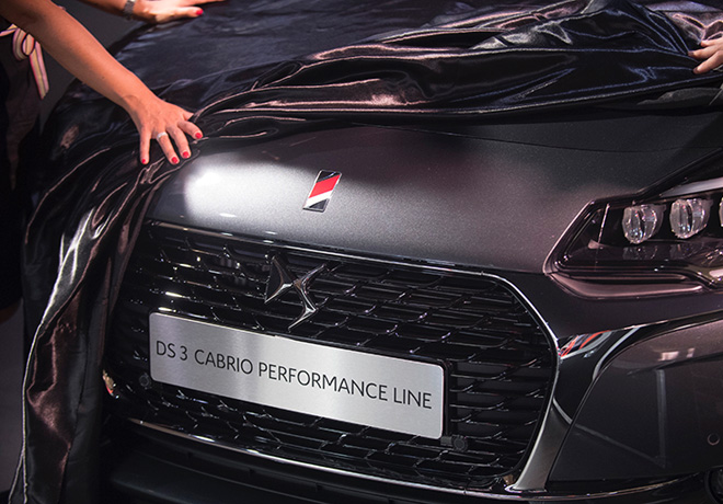 DS Performance Line 1