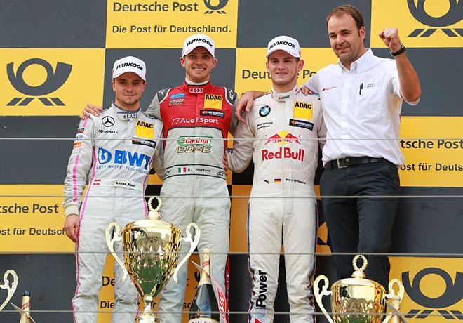 dtm-nurburgring-2016-carrera-2-lucas-auer-edoardo-mortara-marco-wittmann-en-el-podio