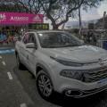 Fiat Toro - vehiculo oficial de los 21 km de Buenos Aires