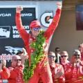 IndyCar - Watkins Glen 2016 - Carrera - Scott Dixon en el Victory Lane