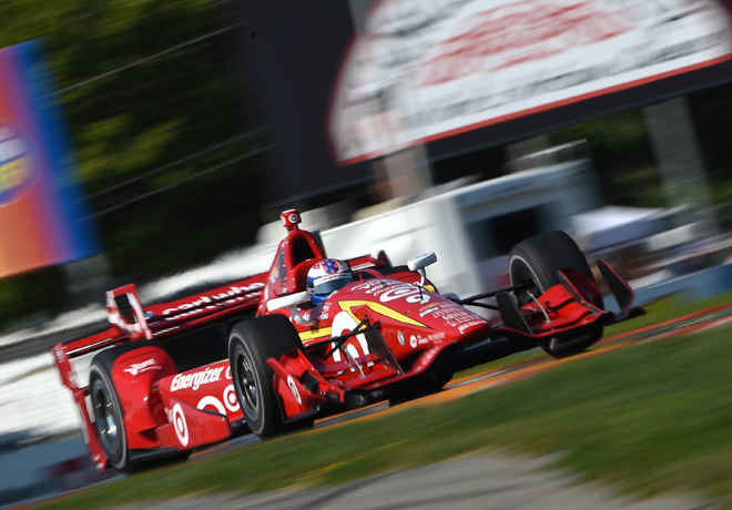 IndyCar - Watkins Glen 2016 - Carrera - Scott Dixon
