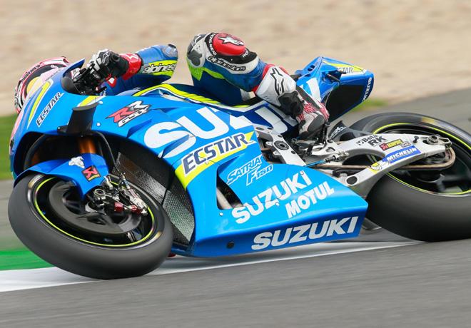 MotoGP - Silverstone 2016 - Maverick Vinales - Suzuki