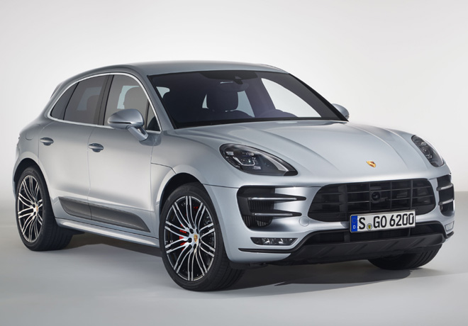 Porsche Macan Turbo con Performance Package 1