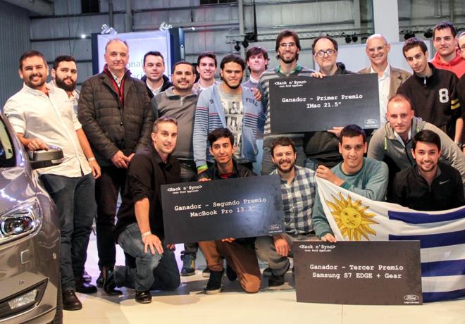 Ford participó de Campus Party Argentina con el Hackathon