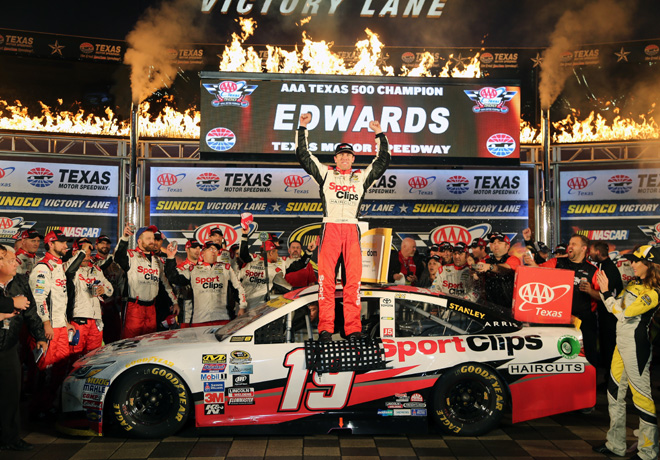 nascar-texas-2016-carl-edwards-en-el-victory-lane
