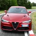 Alfa Romeo Giulia Quadrifoglio V6