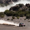 Dakar 2017 - Etapa 11 - Sebastien Loeb - Peugeot 3008 DKR