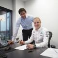 F1 - Toto Wolff - Valtteri Bottas - Mercedes-Benz