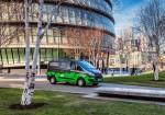 Ford Transit Hybrid Plugin - Londres 2