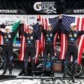 IMSA - 24hs de Daytona - Max Angelelli - Jeff Gordon - Ricky Taylor - Jordan Taylor - Cadillac