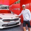 Kia Motors y Rafael Nadal juntos en el Australian Open 2017 2