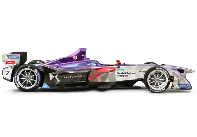 DS Virgin Racing - Total Lubricantes