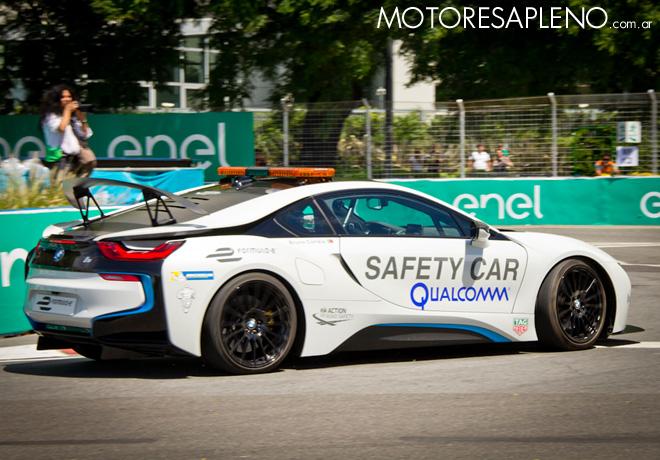 Qualcomm Halo una vez más presente con su revolucionaria tecnología en la Fórmula E en Argentina.