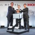 GM y Honda crean la primera operacion conjunta para la produccion de celulas de combustible en Michigan