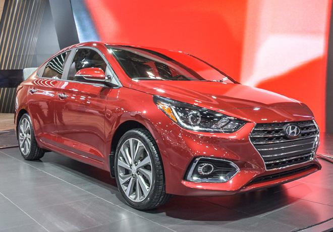 Hyundai Accent 2018 1