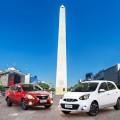 Llegan a Argentina los primeros Nissan fabricados en el Complejo Industrial de Nissan en Resende