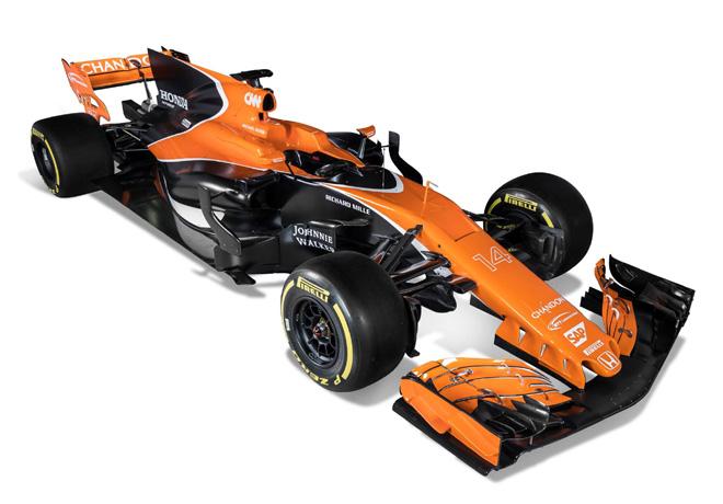 McLaren revive el color naranja en su nuevo monoplaza, el MCL32.