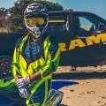 RAM - vehiculo oficial EDV 2017