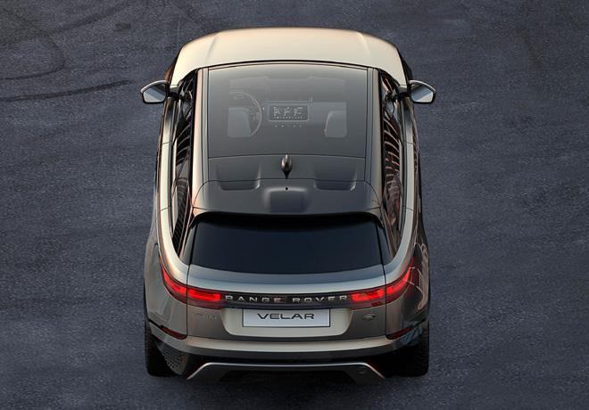 Land Rover revela el nuevo Range Rover Velar.