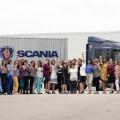 Scania reunio a mujeres empresarias del transporte en Latinoamerica