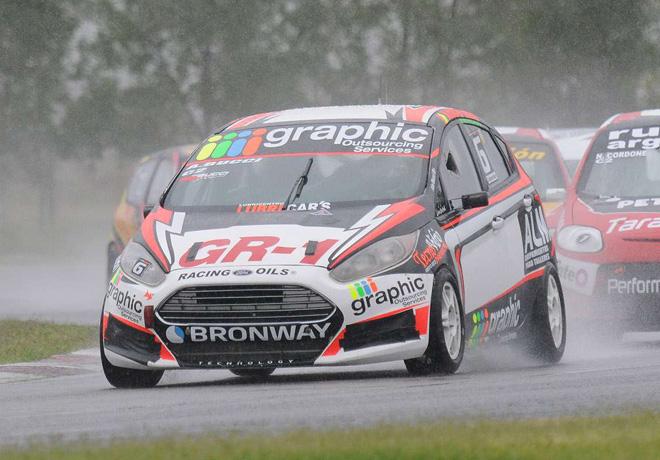 TN - La Plata 2017 - C2 - Alejandro Bucci - Ford Fiesta