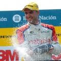 Top Race - Parana 2017 - Carrera - Ricardo Risatti en el Podio