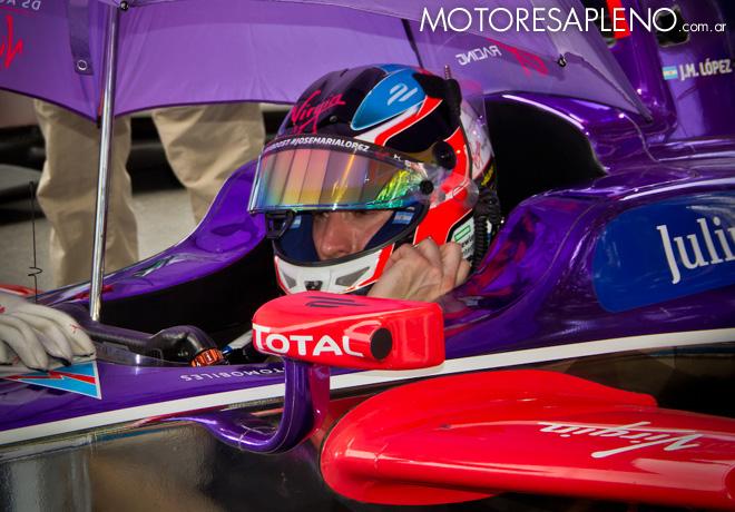 Total, presente en el Campeonato FIA de Fórmula E.