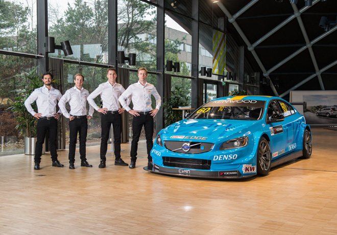 WTCC - Nestor Girolami es piloto Volvo del Campeonato Mundial de Turismo 1