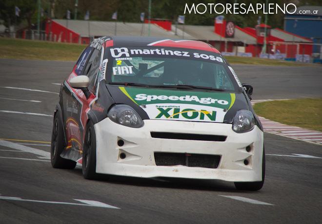 Abarth Competizione - Buenos Aires 2017 - Carrera 2 - Christian Romero