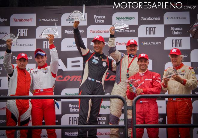 Abarth Competizione - Buenos Aires 2017 - Carrera 2 - El Podio