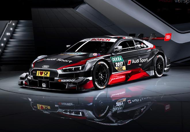 Audi RS 5 DTM 2017 2