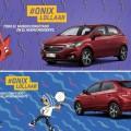 Chevrolet Onix conectado en Lollapalooza