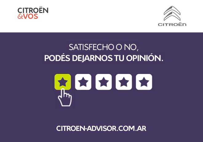 Citroen Advisor