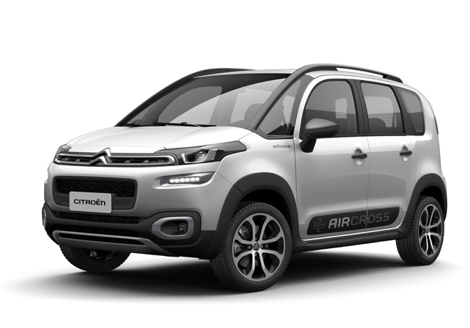 Citroen C3 Aircross Urban 1