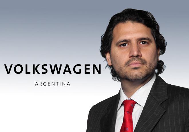 Dario Carosella - Director de Recursos Humanos del Grupo Volkswagen Argentina