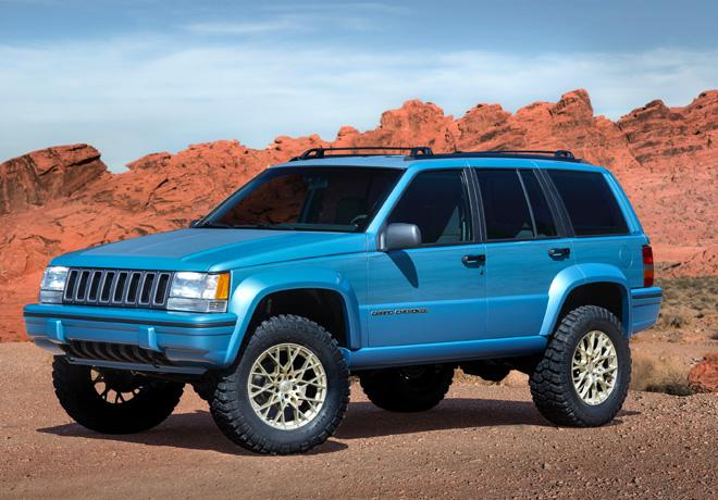 Easter Jeep Safari de Moab 2017 - Jeep Grand One